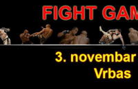 FIGHT GAMES 4 – 3.11.2013. Vrbas