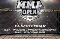 Delta City – BELGRADE MMA OPEN 2020.